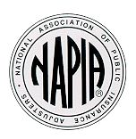 member of national association of public adjusters