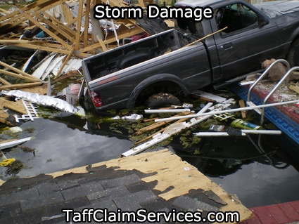 Storm Damage Property Claims Georgia Public Insurance